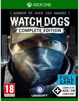 UBISOFT - XONE Watch_Dogs Complete Edition