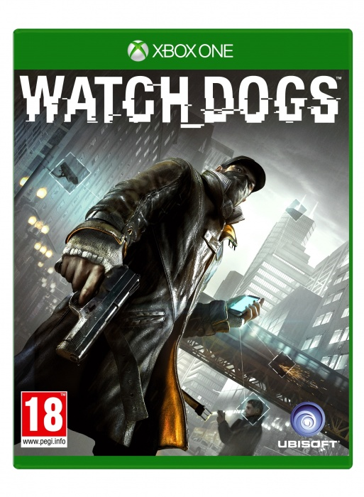 UBISOFT - XONE Watch_Dogs Special Edition PL/CZ/SK
