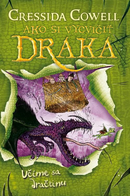 Učíme sa dračtinu (Ako si vycvičiť draka 3) - Cressida Cowell