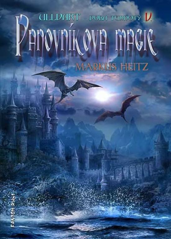 Ulldart 5 - Panovníkova magie - Markus Heitz