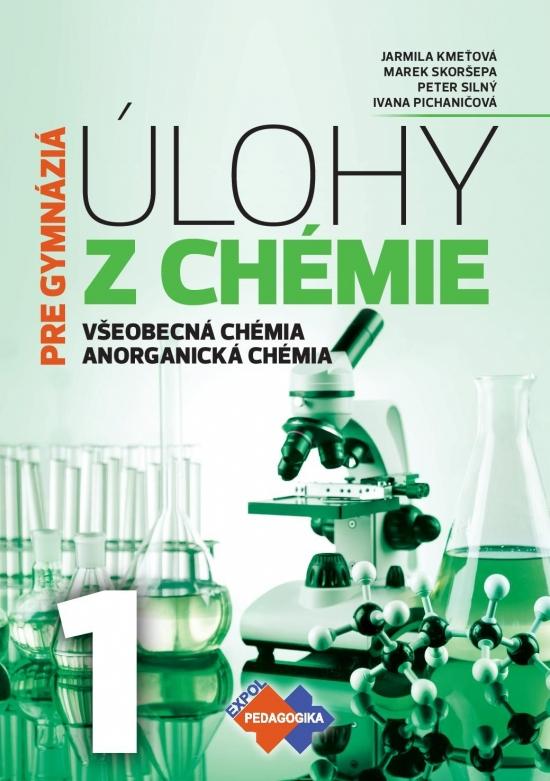 Úlohy z chémie 1 pre gymnázia