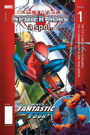 Ultimate Spider-Man a spol. 1 - Kolektív