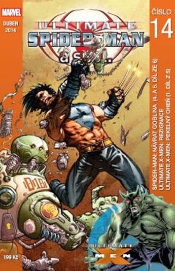 Ultimate Spider-man a spol. 14 - Brian Michael Bendis