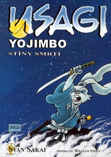 Usagi Yojimbo - Stíny smrti 2. vydání - Stan Sakai