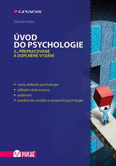 Úvod do psychologie - 2.vydání - Helus Zdeněk