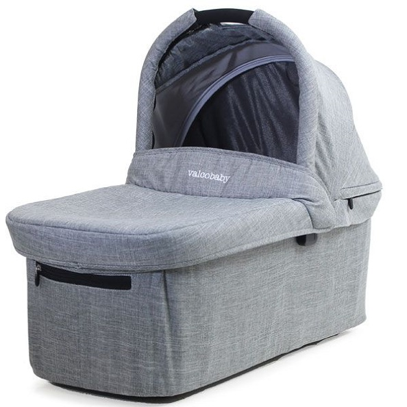 VALCO BABY - Vanička ku kočíku Valco Snap Ultra Trend Grey Marle