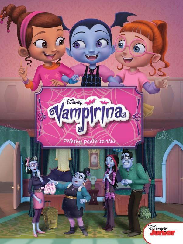 Vampirina - Príbehy podľa seriálu - kolektív autorov