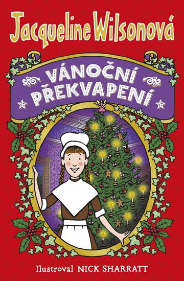 Vánoční překvapení - Jacqueline Wilsonová