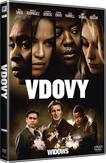 Vdovy - DVD