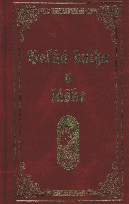 Veľká kniha o láske - Lucia Jesenská