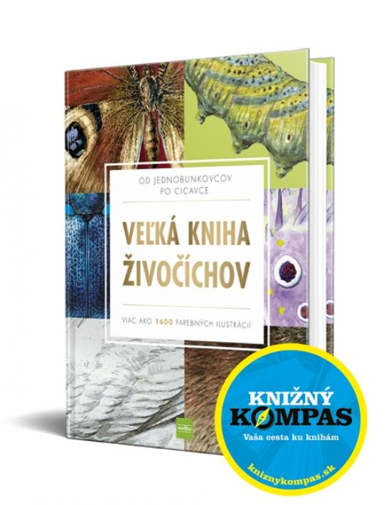 Veľká kniha živočíchov - Kolektív