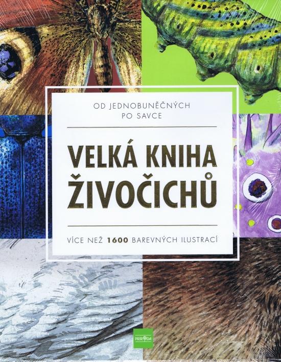 Velká kniha živočichů CZ - Kolektív