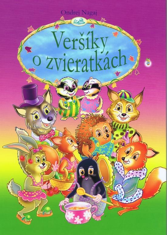 Veršíky o zvieratkách - Ondrej Nagaj