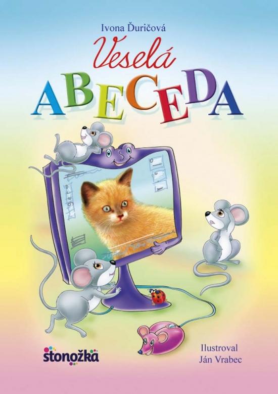 Veselá abeceda - Ivona Ďuričová