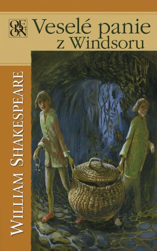 Veselé panie z Windsoru - William Shakespeare