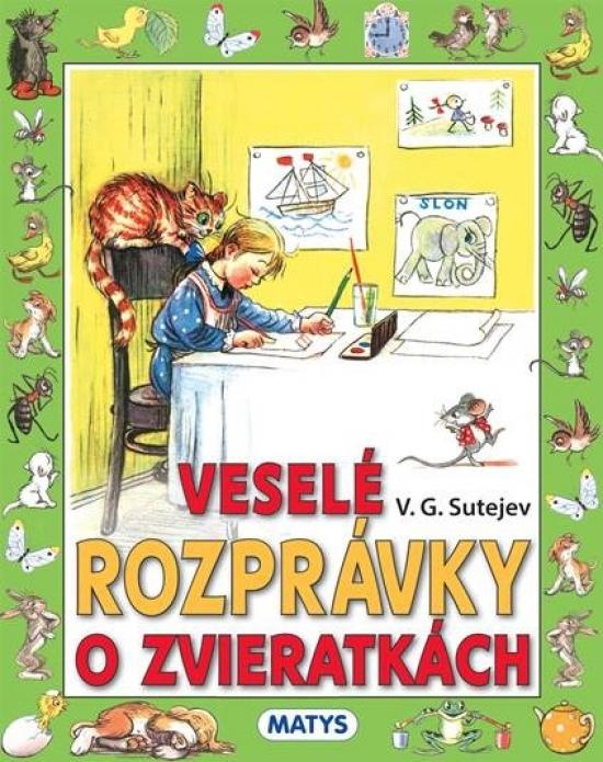 Veselé rozprávky o zvieratkách, 3. vydanie