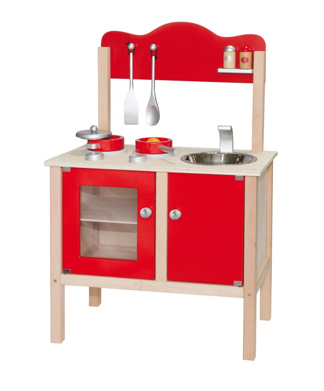 VIGA - Drevená kuchynka