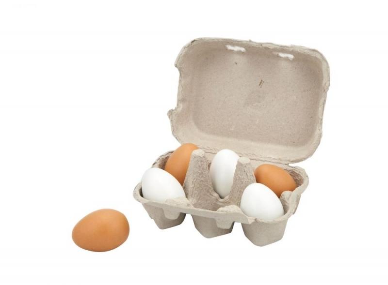 VIGA - Viga drevené vajíčka v krabičke