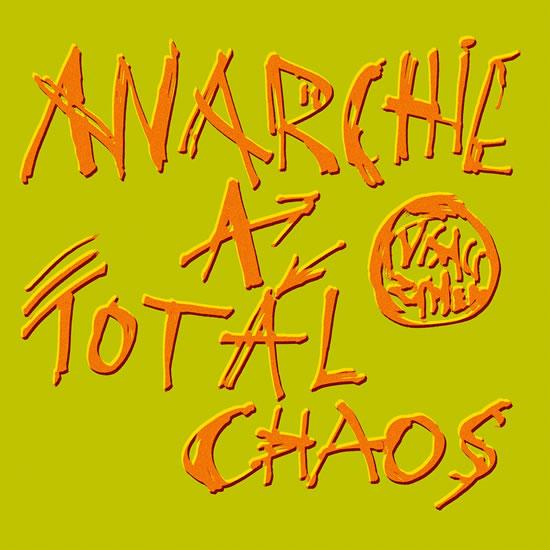 Visací zámek: Anarchie a totál chaos CD - Visací zámek