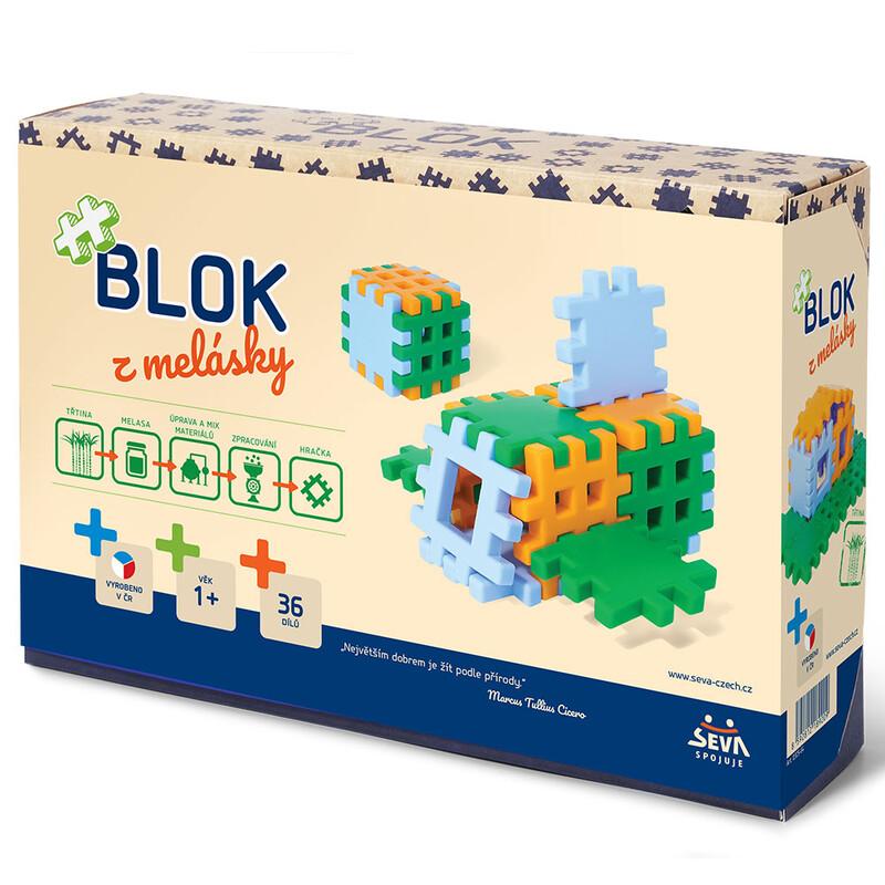 VISTA - Blok Z Melásky