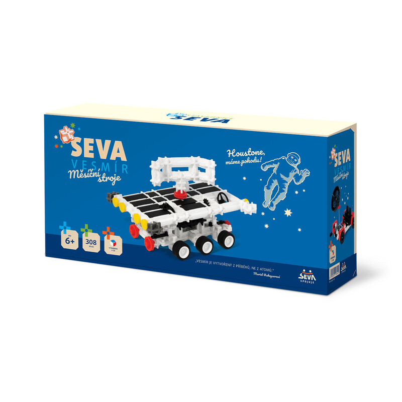 SEVA - VESMÍR Mesačné stroje