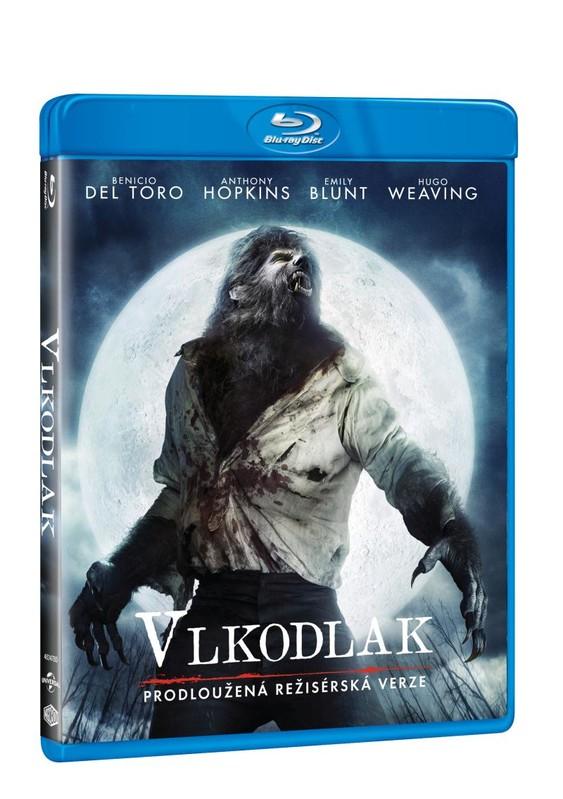 Vlkodlak Blu-ray