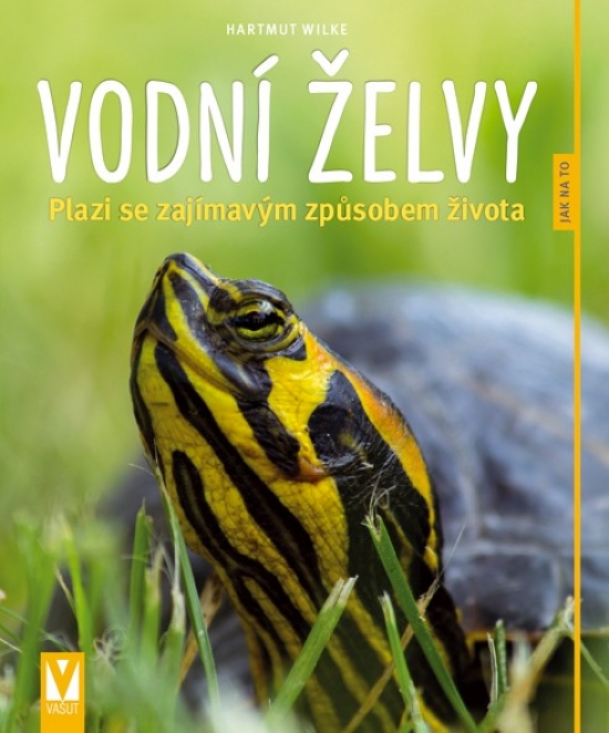 Vodní želvy – 2. vydání - Beate Schümannová