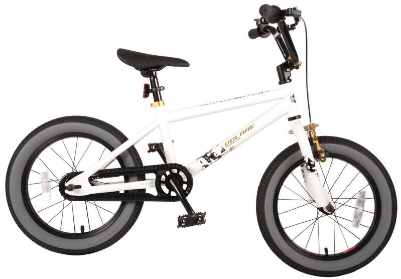 "VOLARE - Cool Rider Detský bicykel 16"" - White"
