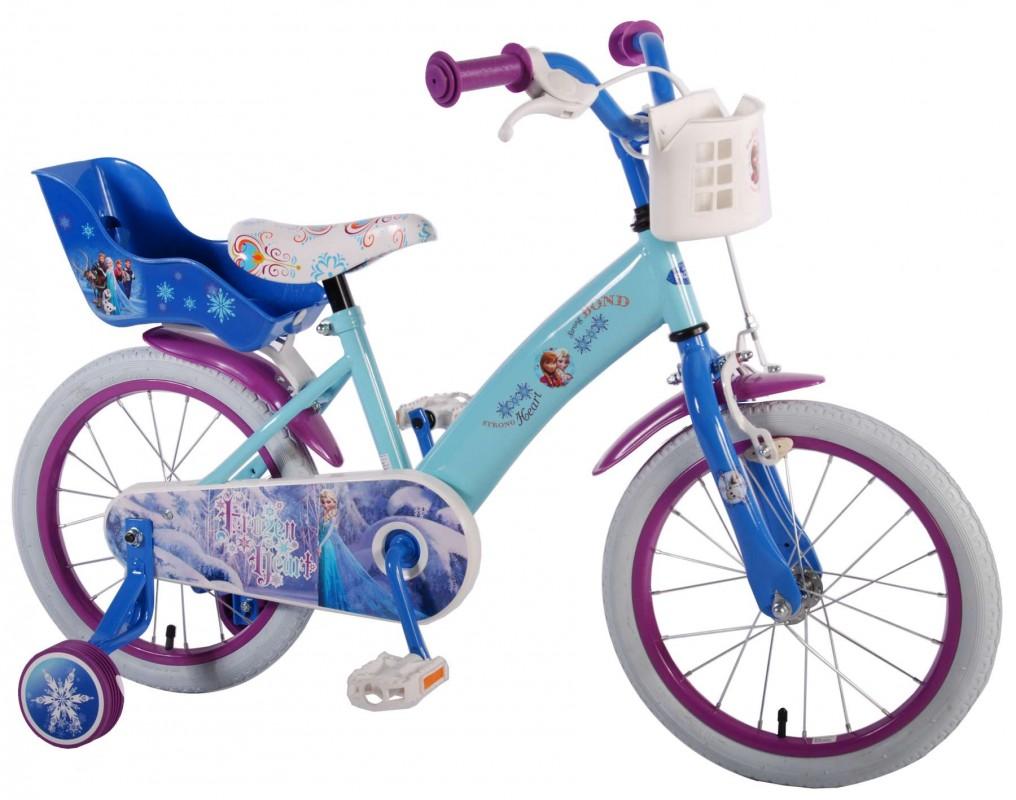 """VOLARE - Detský bicykel , Frozen 16"""", Blue"""