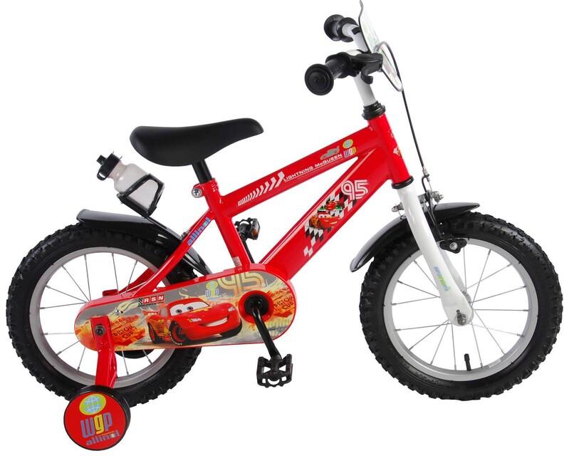 VOLARE - Detský bicykel pre chlapcov , Disney Cars, 14