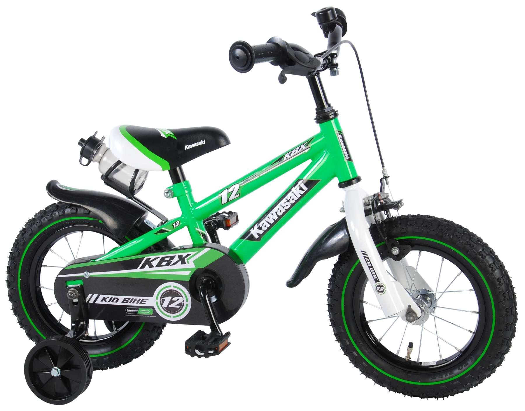 Volare - Detský bicykel pre chlapcov , Kawasaki, 12