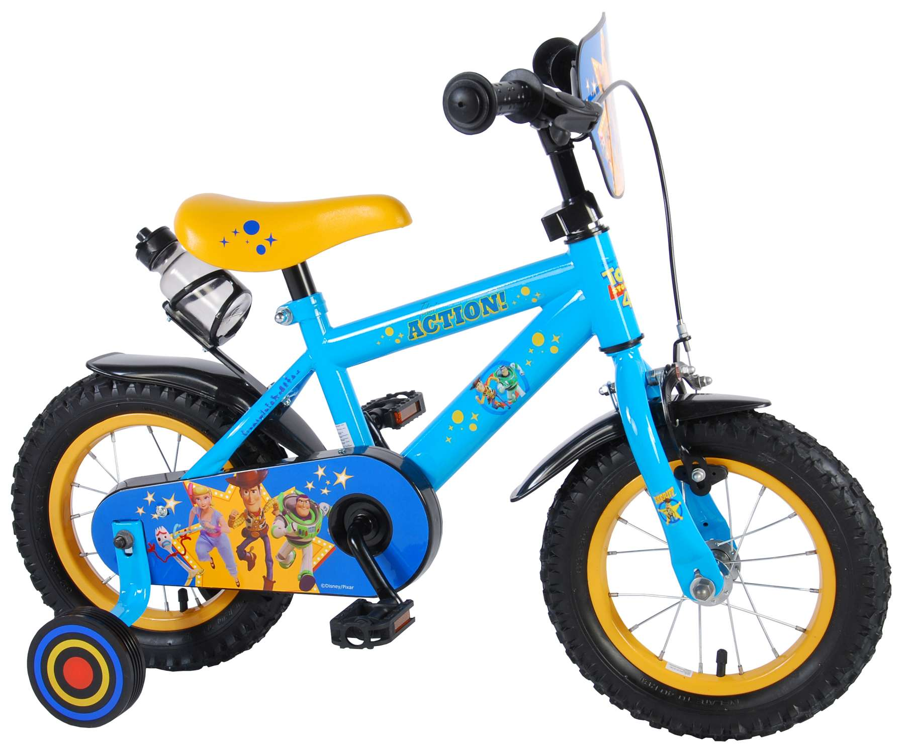 Volare - Detský bicykel pre deti , Disney Toy Story, 12