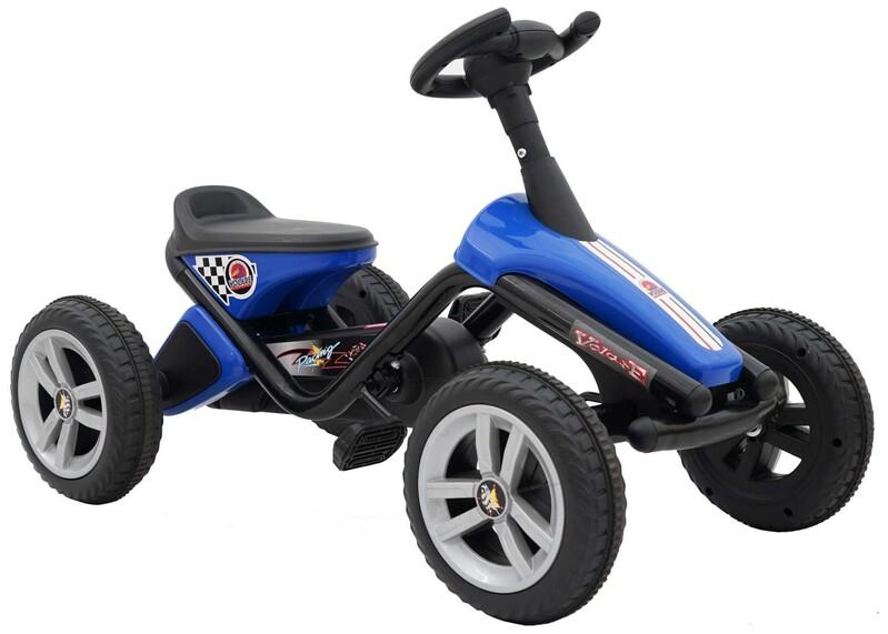 VOLARE - Mini motokára - modrá