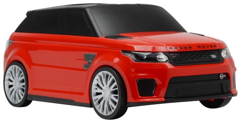 VOLARE - Range Rover Sport SVR – Odrážadlo - kufor - Red