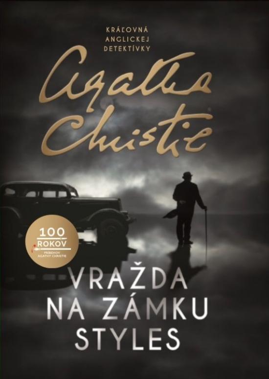 Vražda na zámku Styles - Agatha Christie