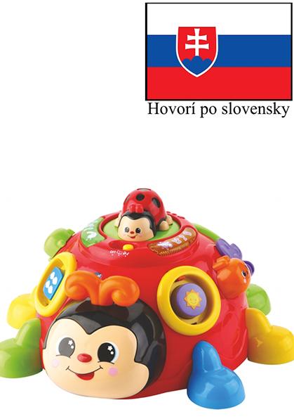 VTECH - Kamarátka lienka (SK)