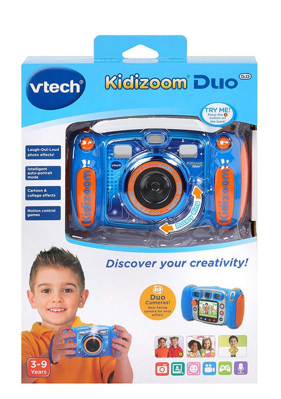 VTECH - Kidizoom Duo 5.0 Modrý