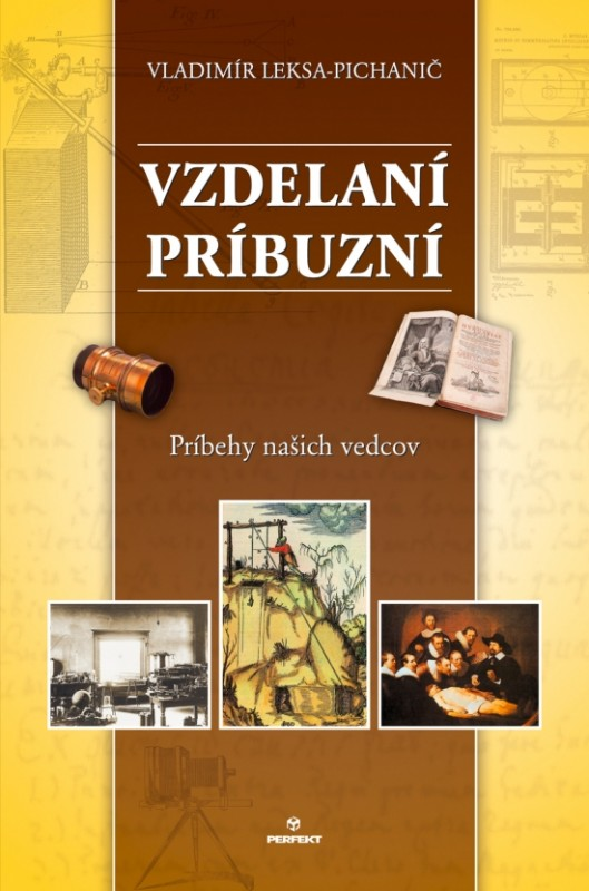Vzdelaní príbuzní - Leksa-Pichanič Vladimír