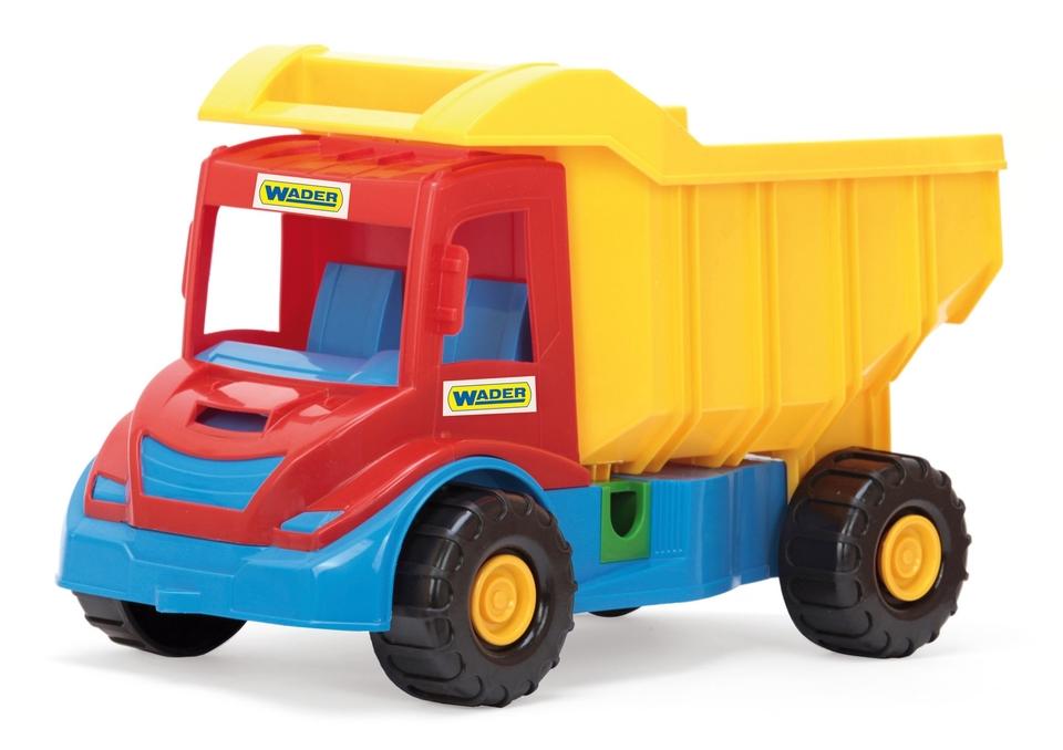 WADER - Auto multi truck vyklápacie 38cm