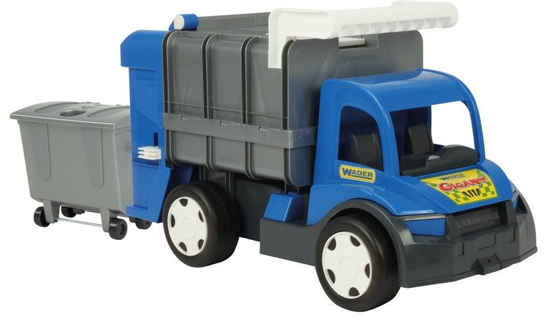 WADER - Gigant smetiarske auto 67016