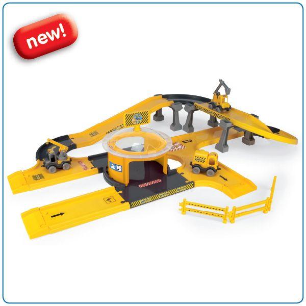 WADER - Kid Cars 3D Stavba 3,7 m