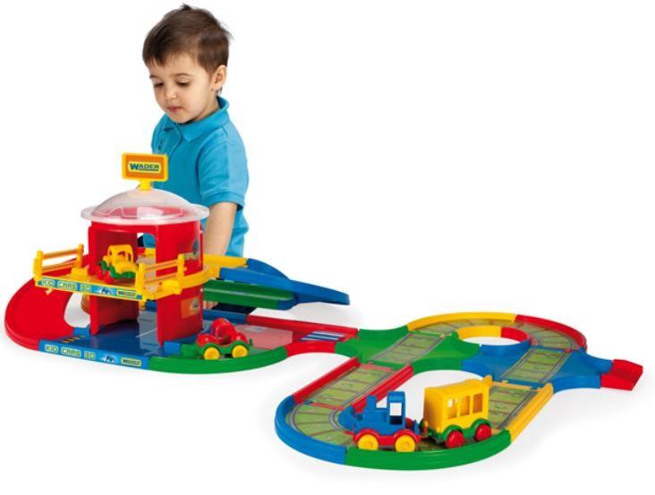 WADER - Kid Cars Prestupná stanica 51792