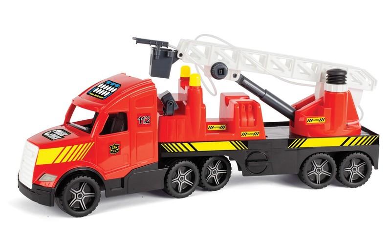 WADER - Magic Truck Action Hasiči