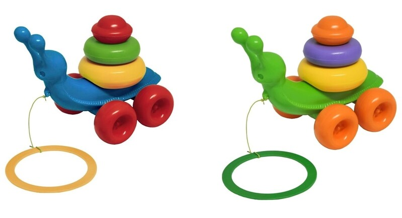 WADER - slimák 2 farby