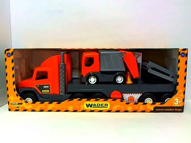 WADER - Super Tech Truck smetiar 36730