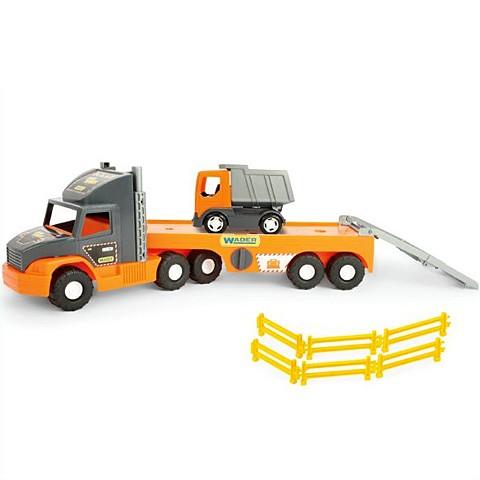 WADER - Super Tech Truck vyklápačka 36710