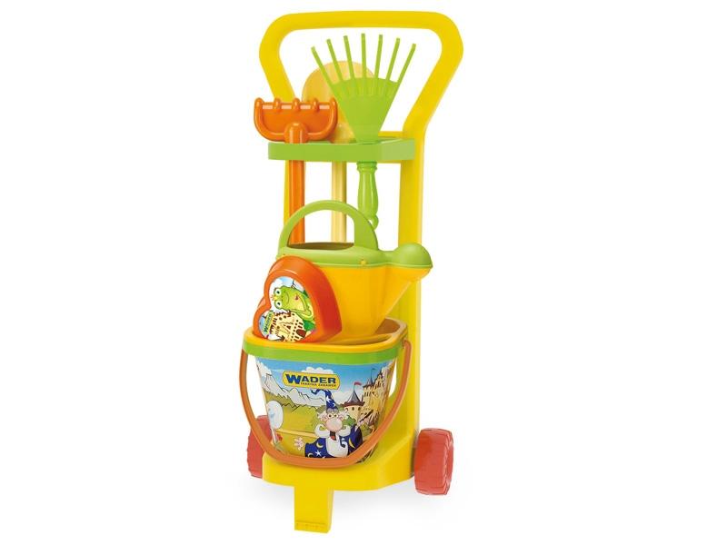 WADER - Vozík pre záhradníka
