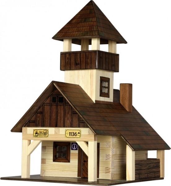 WALACHIA - Drevená stavebnica - horská búda