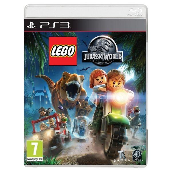 WARNER BROS - PS3 LEGO Jurassic World