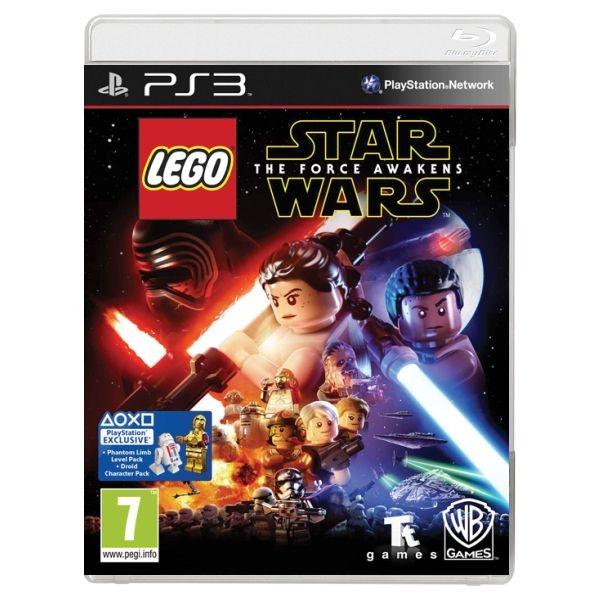 WARNER BROS - PS3 LEGO Star Wars: The Force Awakens, akčná adventura pre PlayStation 3